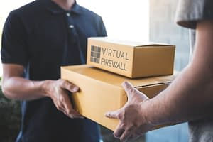 Virtual Firewall Delivery