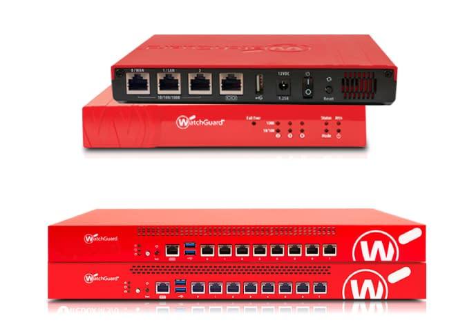 Virtual Firewall Fireboxes